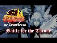 Castlevania- Aria of Sorrow - Battle for the Throne (High Quality)