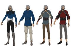 Hector Concept Outfits 1