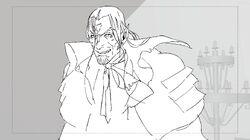 Castlevania Season 4 Episode 7 Storyboard (Varney Panel 2) by Sarah Stone