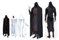 Dracula's Soldier Model