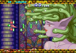 Medusa - Sexy Parodius - 03