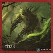 Lords of Shadow Titan