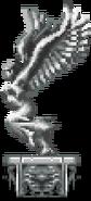 Harpy statue TAR
