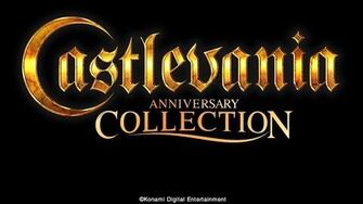 Castlevania Anniversary Collection Launch Trailer