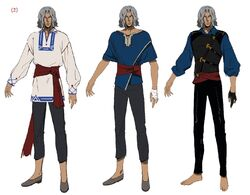 Hector Concept Outfits 2