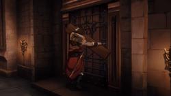 How not to board up a door