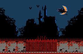 Dracula's Castle - 01