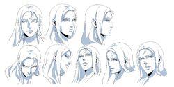 Greta Expressions Model