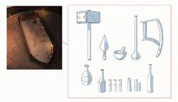 Hectors tools model