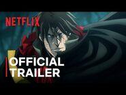 Castlevania Season 4 - Official Trailer - Netflix