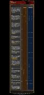 Official Japanese Timeline 2007