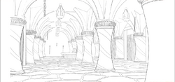 Carmillas castle western cellblock visdev