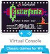 Castlevania - wii virtual console eeuu