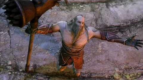 Castlevania Lords of Shadow Trailer - E3 2010