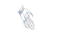 Raman hand model