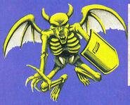 NP C3 Winged Skeleton