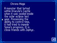 DoS Library - Chrono Mage