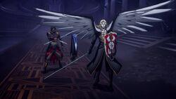 Alucard's Wings in S4E9