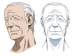 The Elder Head Model