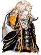 SOTN Alucard Main Portrait