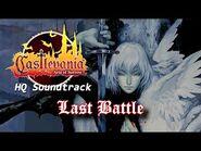 Castlevania- Aria of Sorrow - Last Battle (High Quality)