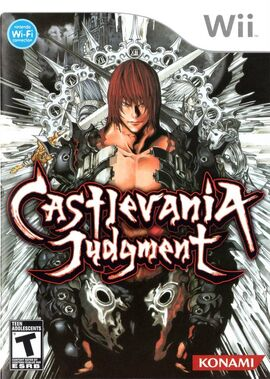 Castlevania Judgment - cubierta eeuu.jpg