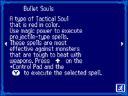 DoS Library - Bullet Souls