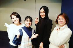 Council of sisters japanese voice actresses