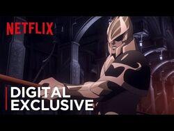 Castlevania- Season 2 - Battle of Dracula's Castle - Netflix