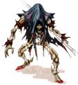 Curse of Darkness - Skeleton Diver - 01