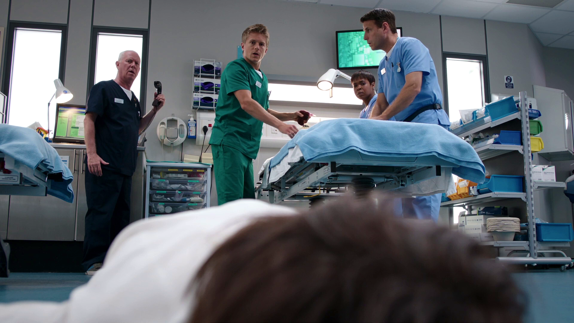 Episode 1065 (Casualty)