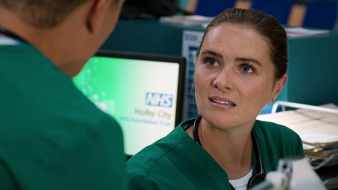 Episode 1111 (Casualty)