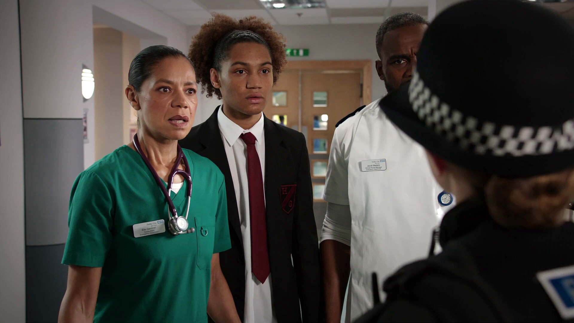 Episode 1068 (Casualty)