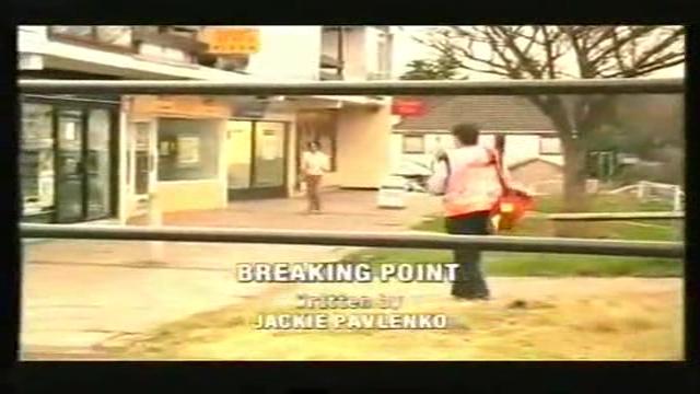Breaking Point (series 18)