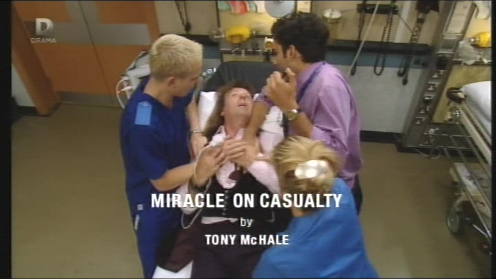 Miracle on Casualty