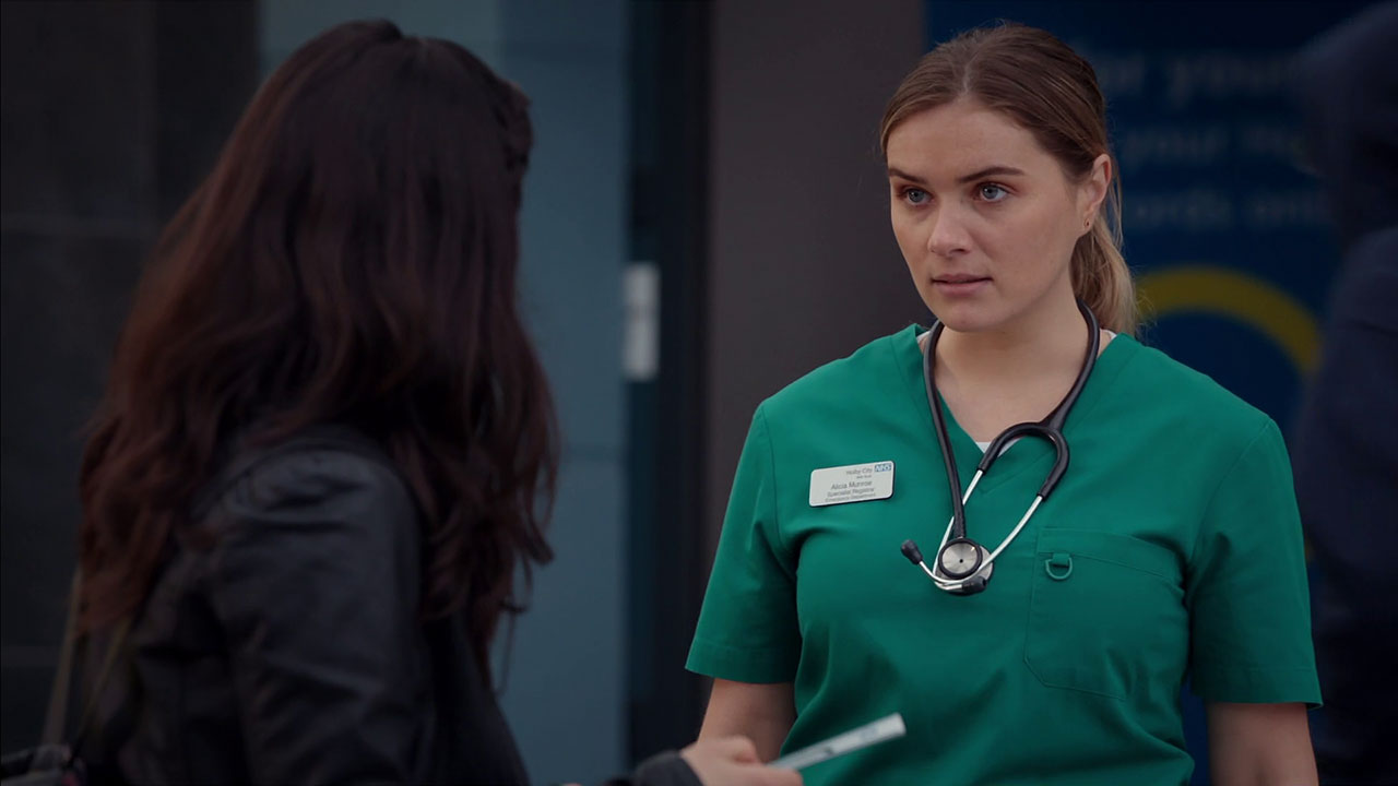 Episode 1088 (Casualty)