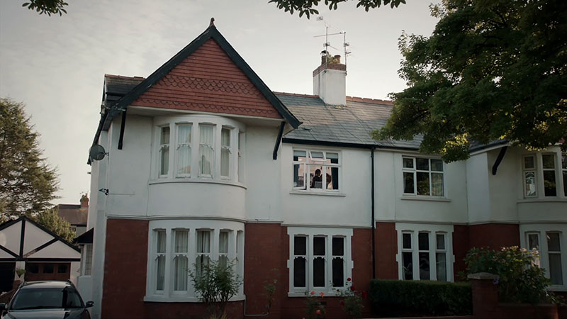 Elle's house