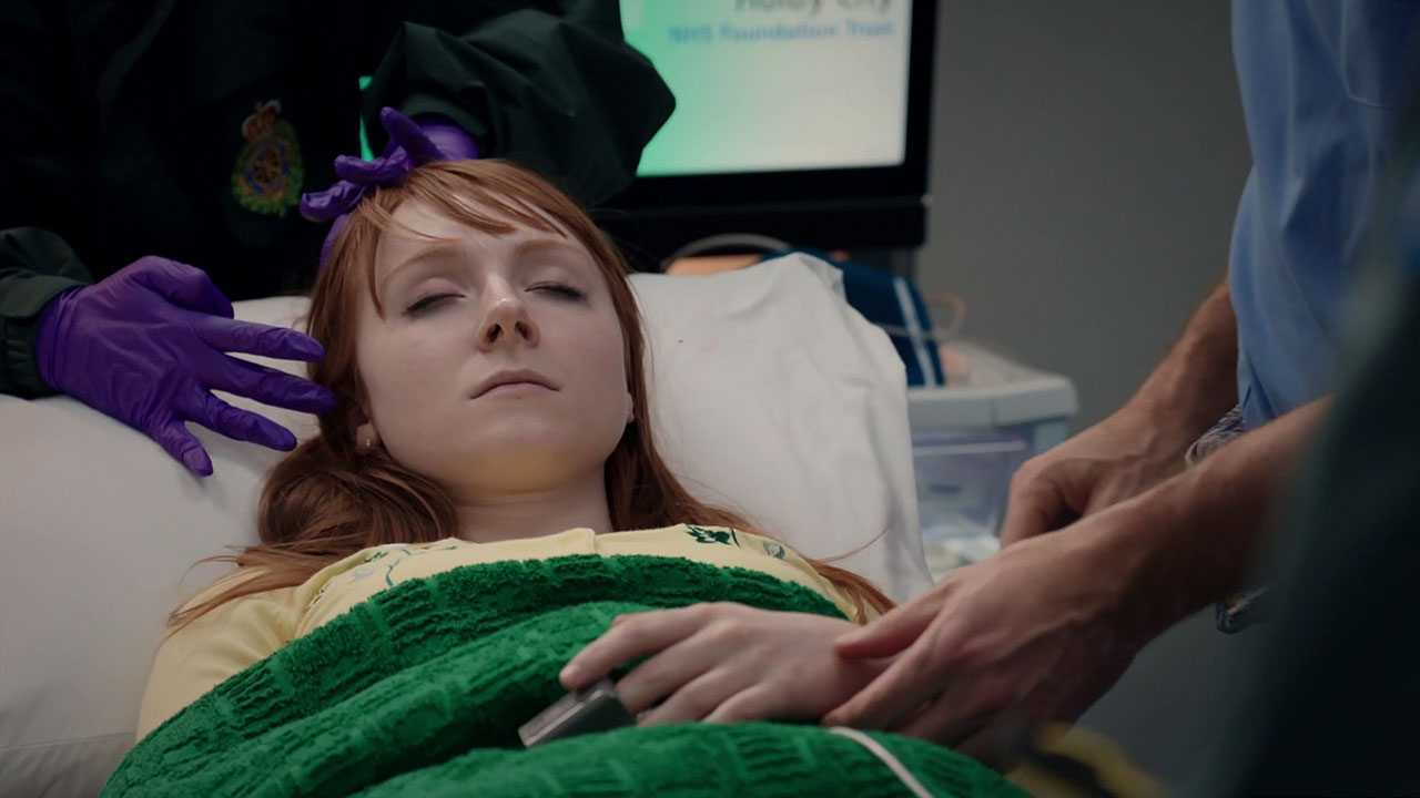 Episode 1081 (Casualty)