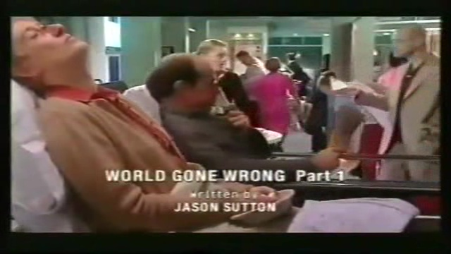 World Gone Wrong - Part One
