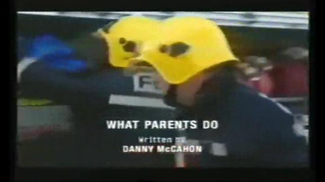 What Parents Do