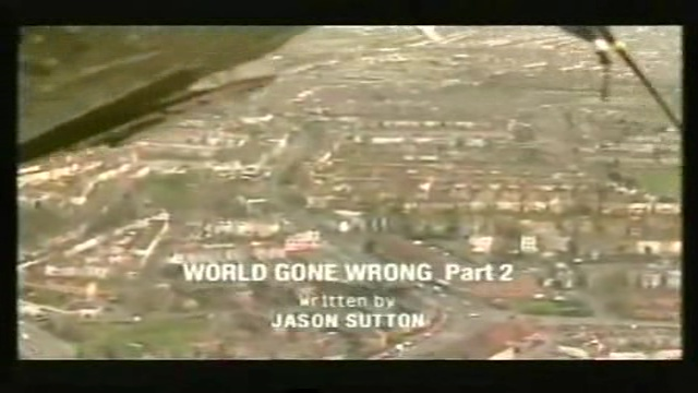 World Gone Wrong - Part Two