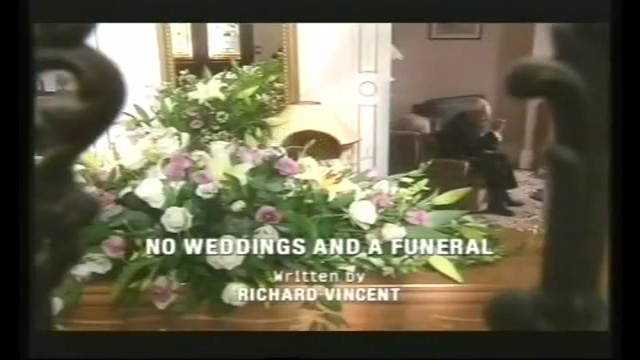 No Weddings and a Funeral