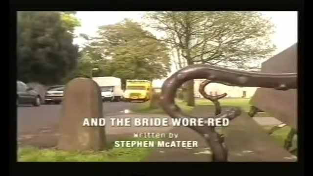 And the Bride Wore Red