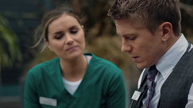 Episode 1073 (Casualty)