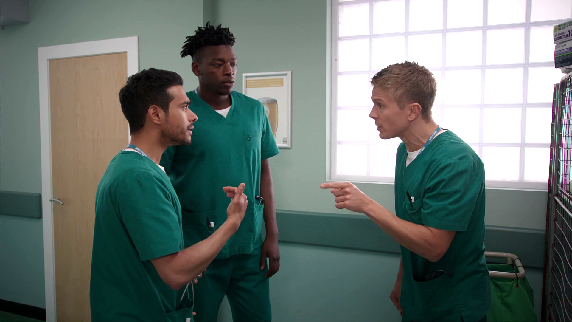 Episode 1148 (Casualty)