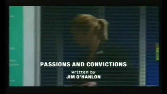 Passions and Convictions