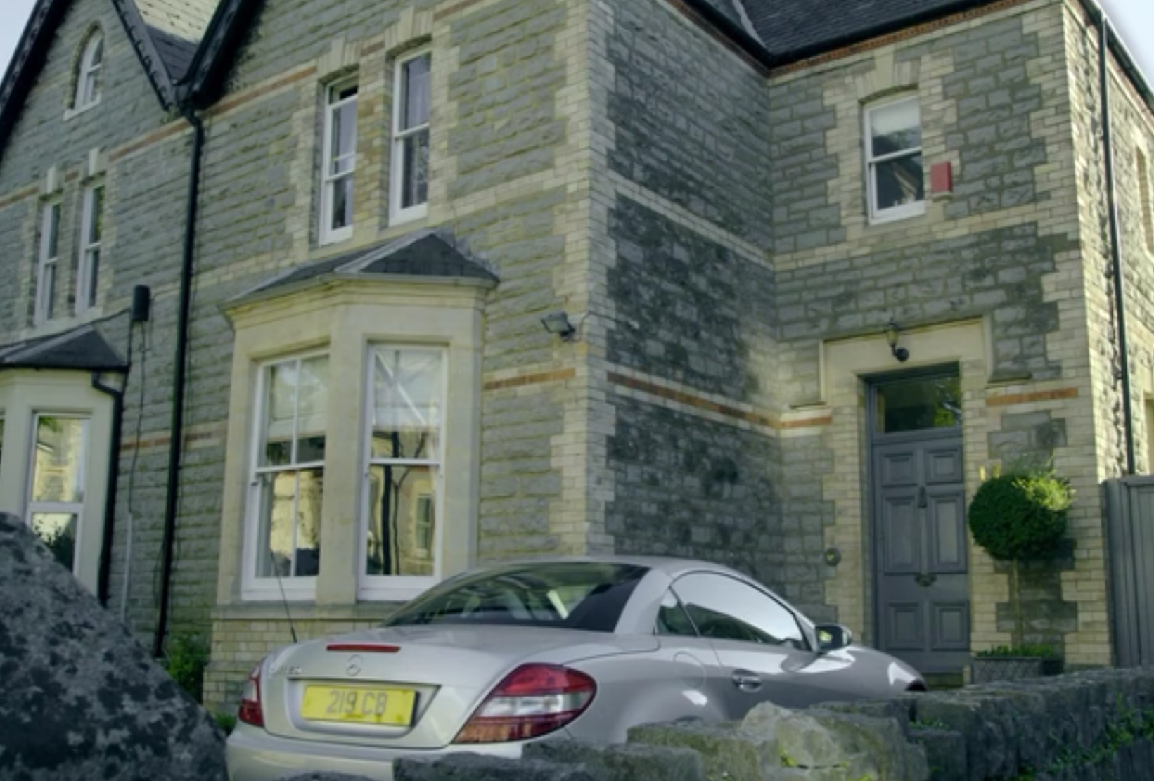 Connie's house