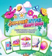 Summer Hype Announcement