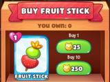Fruit Stick