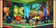 Birds of Paradise Room